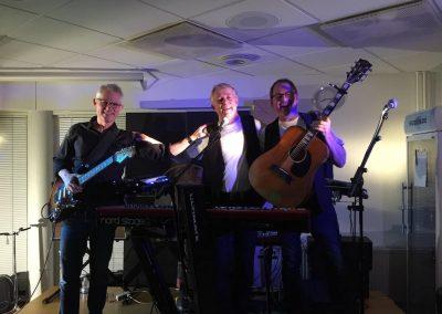 Kim Calov, Jens og Jan Michael